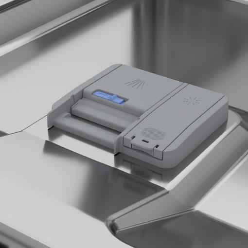 Beko DIS15014 lavastoviglie A scomparsa totale 10 coperti F