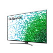 "LG NanoCell NANO81 65NANO816PA 165,1 cm (65"") 4K Ultra HD Smart TV Wi-Fi Grigio"