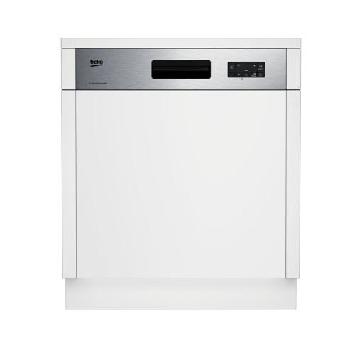 Beko DSN15420X lavastoviglie A scomparsa parziale 14 coperti E