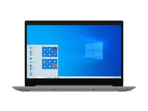 """Lenovo IdeaPad 3 DDR4-SDRAM Computer portatile 39,6 cm (15.6"""") 1920 x 1080 Pixel Intel® Core™ i5 di decima generazione 8 GB 256 GB SSD Wi-Fi 5 (802.11ac) Windows 10 Home Grigio, Platino"""