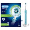 Oral-B PRO 770 CrossAction Adulto Spazzolino rotante-oscillante Blu