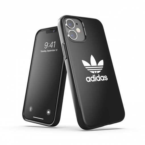 "Adidas 42283 custodia per cellulare 13,7 cm (5.4"") Cover Nero, Bianco"