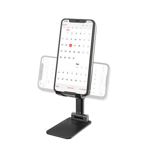 Celly Magic Desk Supporto passivo Telefono cellulare/smartphone, Tablet/UMPC Nero