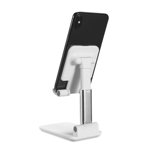 Celly Magic Desk Supporto passivo Telefono cellulare/smartphone, Tablet/UMPC Bianco