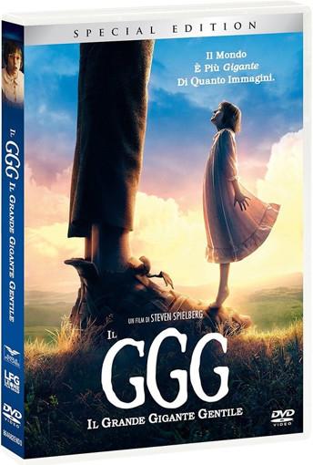 Eagle Pictures Il GGG - Il Grande Gigante Gentile