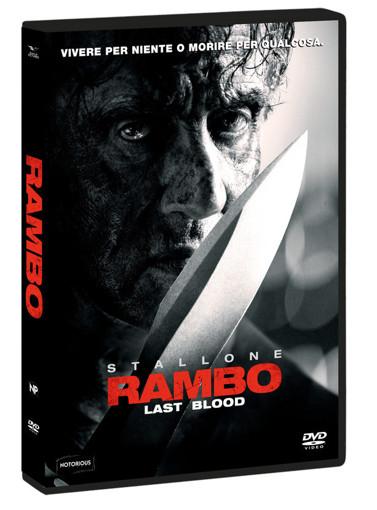 Eagle Pictures Rambo. Last Blood (DVD) Full HD Inglese, ITA