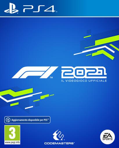 Electronic Arts F1 2021 Basic Inglese, ITA PlayStation 4
