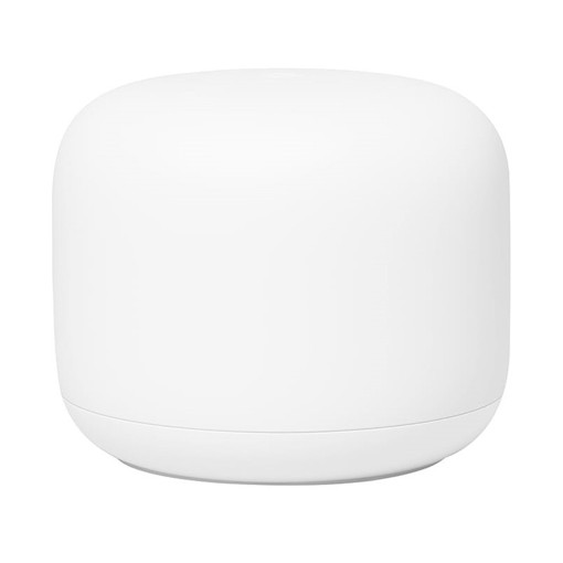Google Nest Wifi Router router wireless Gigabit Ethernet Dual-band (2.4 GHz/5 GHz) Bianco