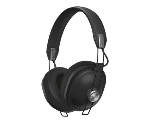 Panasonic RP-HTX80BE-K cuffia e auricolare Padiglione auricolare Bluetooth Nero