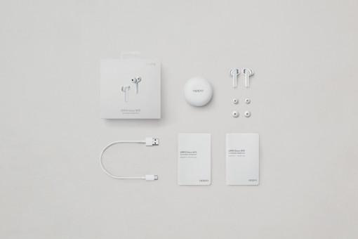 OPPO Enco W31 Cuffia Auricolare Bluetooth Bianco