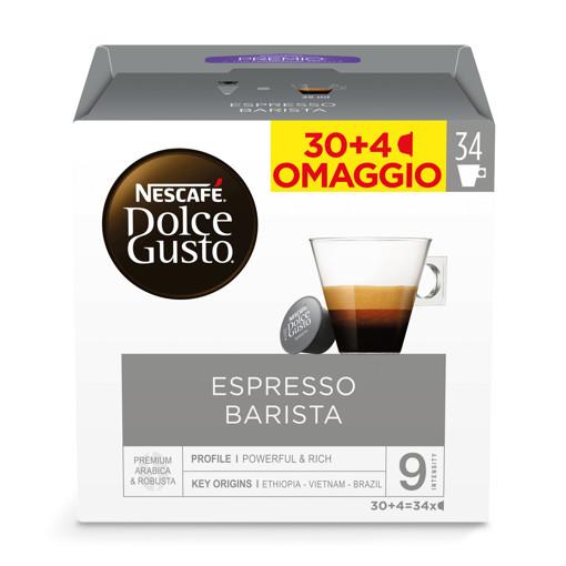 Nescafé Dolce Gusto Capsule Caffè Barista 34 Pezzi