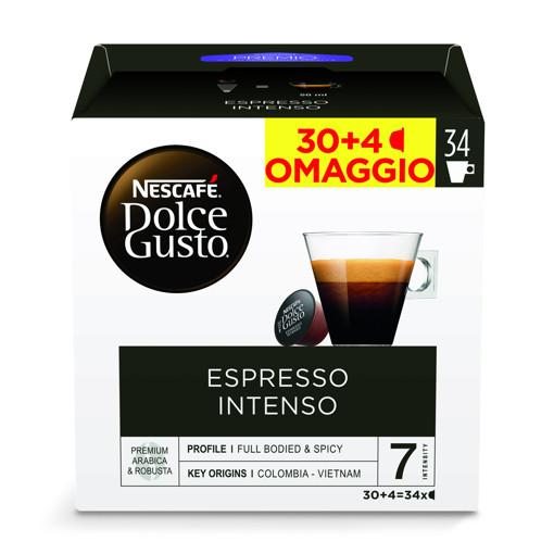 Nescafé Dolce Gusto Capsule Caffè Intenso espresso 34 Pezzi