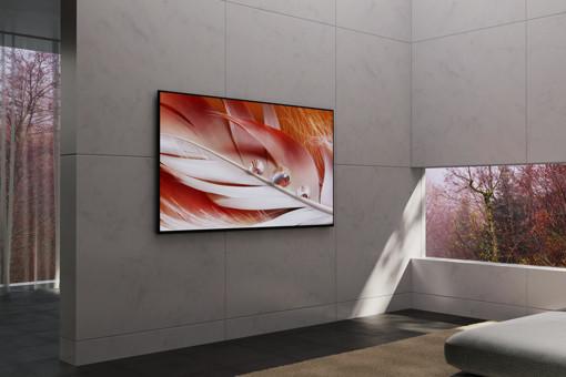 Sony BRAVIA XR50X90J Smart Tv 50 pollici, Full Array, 4k Ultra HD LED, HDR, con Google TV (Nero, modello 2021)