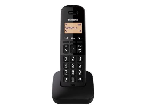 Panasonic KX-TGB610JT Telefono analogico/DECT Identificatore di chiamata Nero
