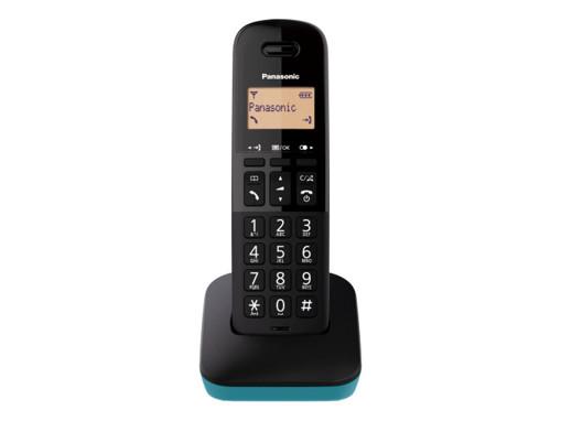 Panasonic KX-TGB610JT Telefono analogico/DECT Identificatore di chiamata Nero, Blu