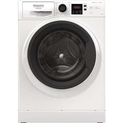 Hotpoint NF923WK IT N lavatrice Libera installazione Caricamento frontale 9 kg 1200 Giri/min D Bianco