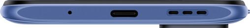 "Xiaomi Redmi Note 10 5G 16,5 cm (6.5"") Doppia SIM Android 11 USB tipo-C 4 GB 128 GB 5000 mAh Blu"