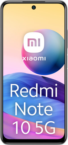 """Xiaomi Redmi Note 10 5G 16,5 cm (6.5"""") Doppia SIM Android 11 USB tipo-C 4 GB 128 GB 5000 mAh Argento"""
