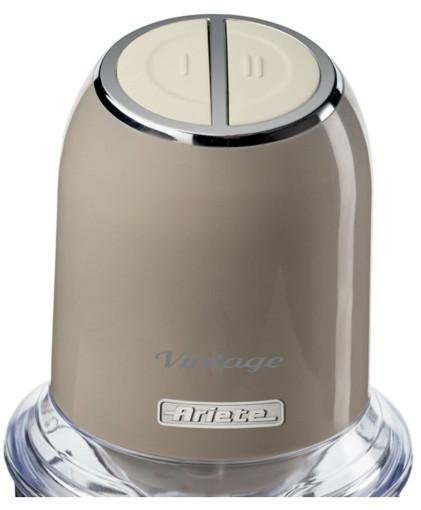 Ariete 438 tritaverdure elettrico 0,6 L 400 W Beige