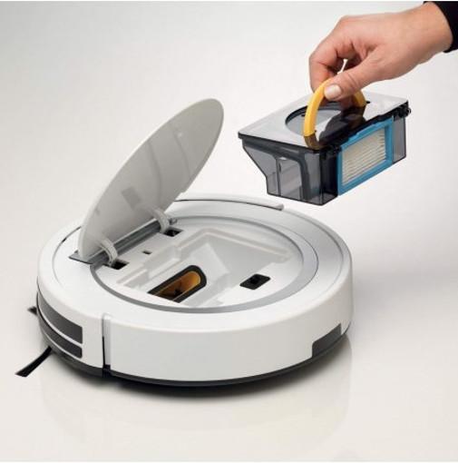 Ariete Xclean aspirapolvere robot 0,3 L Senza sacchetto Bianco