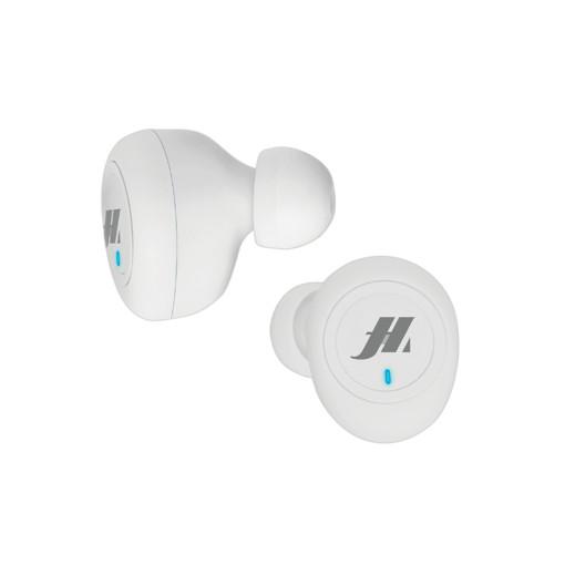 SBS Auricolari TWS - True Wireless Stereo in confezione tubetto con basetta di ricarica da 300 mAh, tasti multifunzione per gestione musica e chiamate, microfono integrato, 4 gommini in silicone inclusi