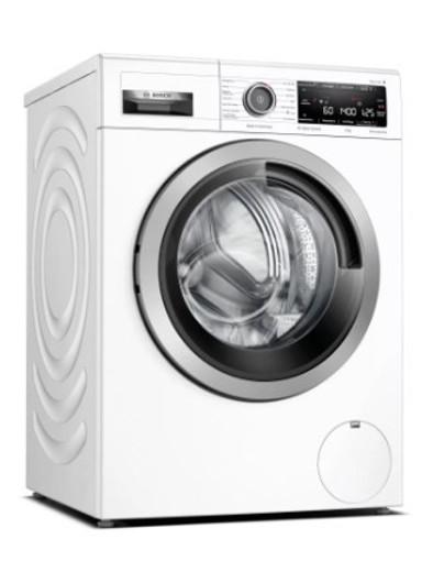 Bosch Serie 8 WAV28MA9II lavatrice Libera installazione Caricamento frontale 9 kg 1400 Giri/min A Bianco