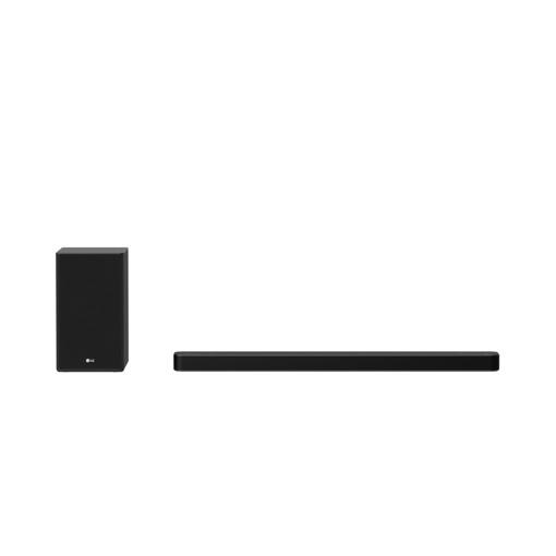 LG SP8YA.DEUSLLK altoparlante soundbar Nero 3.1.2 canali 440 W