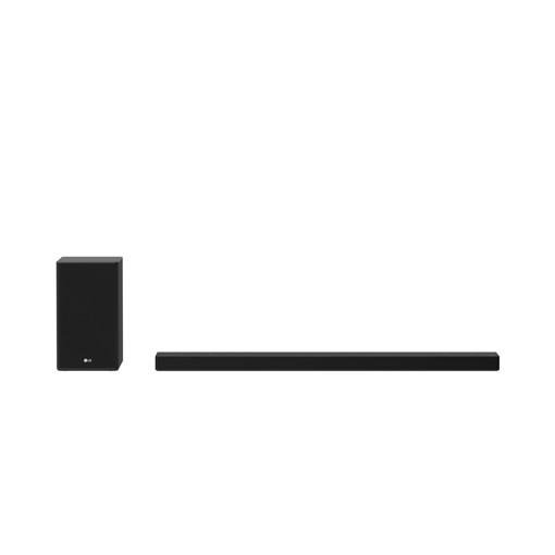 LG SP9YA.DEUSLLK altoparlante soundbar Nero 5.1.2 canali 520 W