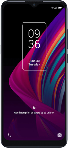 "TCL 10SE 16,6 cm (6.52"") Doppia SIM Android 10.0 4G USB tipo-C 4 GB 128 GB 4000 mAh Nero"