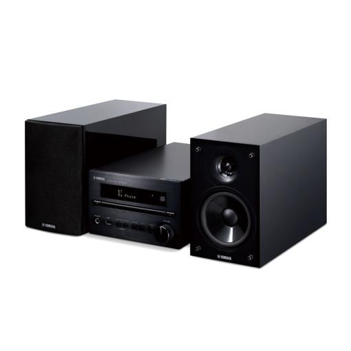 Yamaha MCR-B370D Microsistema audio per la casa 30 W Nero