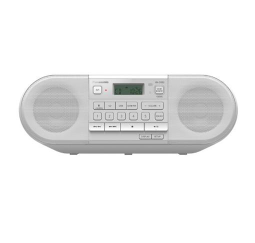 Panasonic RX-D552 Digitale 20 W Bianco