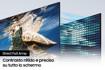 "Samsung Series 8 TV QLED 4K 55"" QE55Q80A Smart TV Wi-Fi Carbon Silver 2021"