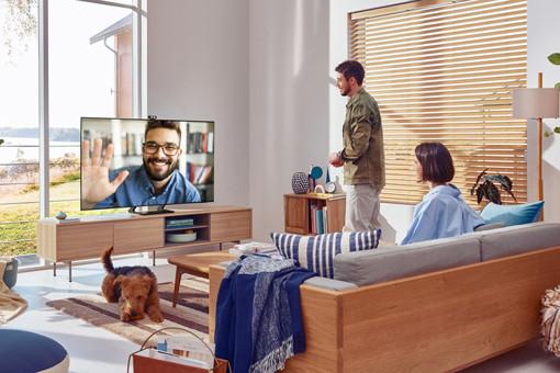 """Samsung Series 9 TV Crystal UHD 4K 75"""" UE75AU9070 Smart TV Wi-Fi Black 2021"""