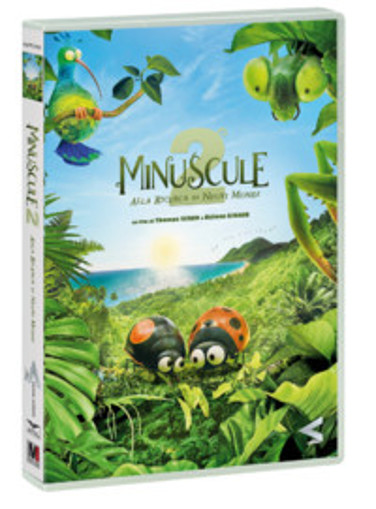 Eagle Pictures Minuscule 2 DVD ITA