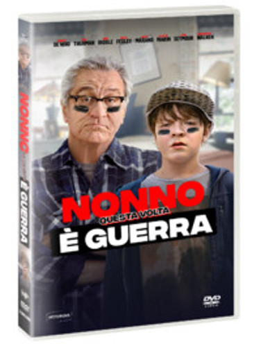 Eagle Pictures The War with Grandpa DVD ITA