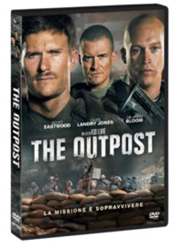 Eagle Pictures The Outpost DVD Full HD ITA