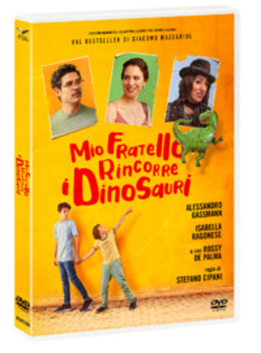 Eagle Pictures Mio fratello rincorre i dinosauri DVD ITA