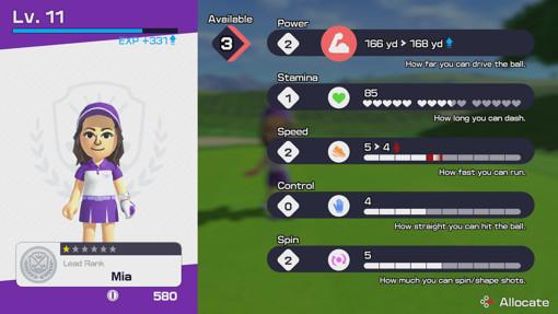Nintendo Mario Golf: Super Rush Basic Inglese, ITA Nintendo Switch