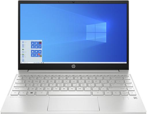"""HP Pavilion 13-bb0003nl DDR4-SDRAM Computer portatile 33,8 cm (13.3"""") 1920 x 1080 Pixel Intel® Core™ i7 di undicesima generazione 8 GB 512 GB SSD Wi-Fi 6 (802.11ax) Windows 10 Home Argento"""