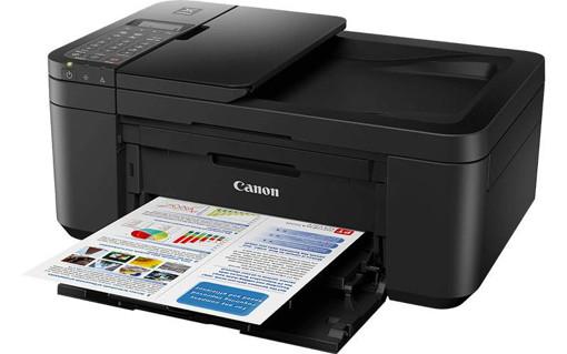 Canon PIXMA TR4550 Ad inchiostro A4 4800 x 1200 DPI Wi-Fi
