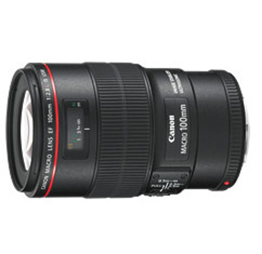 Canon EF10028LMIS SLR Teleobiettivo macro Nero