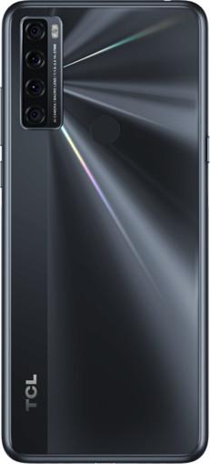 "TCL 20SE 17,3 cm (6.82"") Android 11 4G USB tipo-C 4 GB 64 GB 5000 mAh Nero"