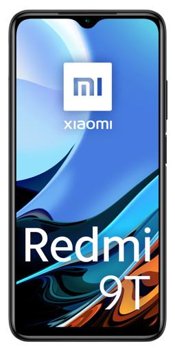 """Vodafone Xiaomi Redmi 9T 16,6 cm (6.53"""") Doppia SIM MIUI 12 4G USB tipo-C 4 GB 128 GB 6000 mAh Grigio"""