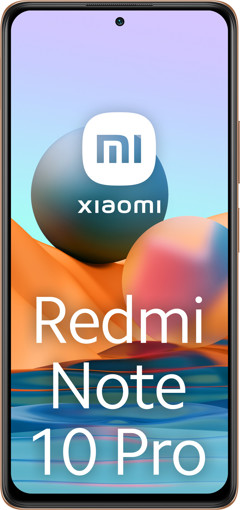 """Vodafone Redmi Note 10 Pro 16,9 cm (6.67"""") Doppia SIM MIUI 12 4G USB tipo-C 6 GB 128 GB 5020 mAh Bronzo"""