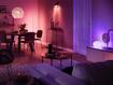 Philips Hue Offerta Bundle: contiene 1 pz Bridge + 1 pz Lampadina White and Color ambiance E27