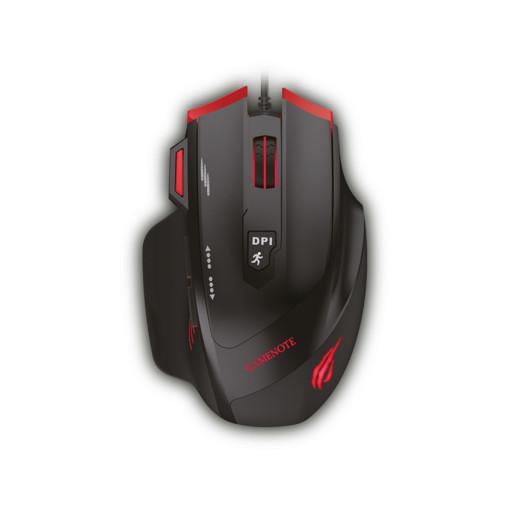 XD XDGN1005 mouse Mano destra USB tipo A Ottico 3200 DPI