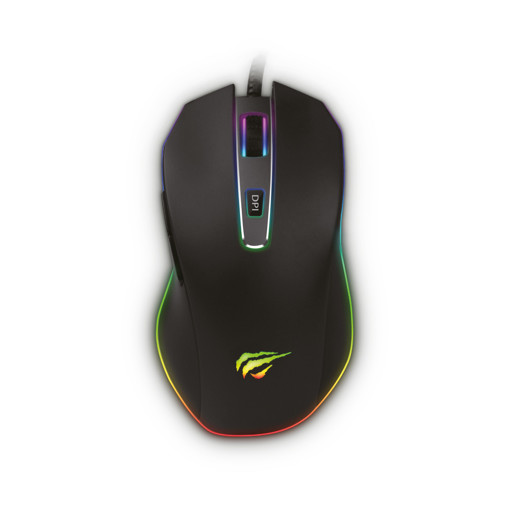 XD XDGN837 mouse USB tipo A 7000 DPI