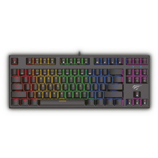 XD XDGN857 tastiera USB QWERTY Nero