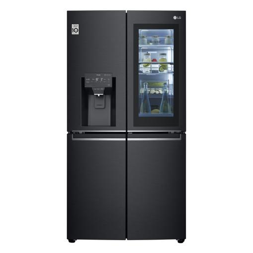 LG GMX945MC9F frigorifero side-by-side Libera installazione 563 L F Nero