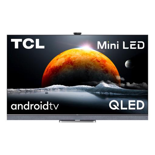 "TCL 55C825 TV 139,7 cm (55"") 4K Ultra HD Smart TV Wi-Fi Argento"
